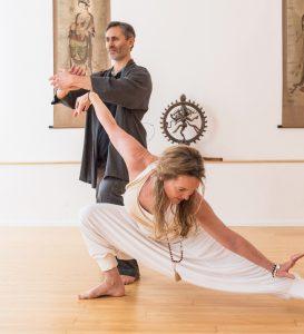 Perform Martial Arts Training